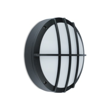 IK10 IP66 20w LED redondo luz de mampara