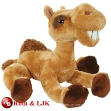 ICTI Audited Factory High Quality Custom Promotion Plüsch Kamel Spielzeug
