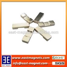 Spezielle Form ndfeb Magnet für Elektronik / maßgeschneiderte Magnet der elektronischen Produkte