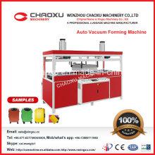 Fabricante profesional de máquinas termoformadoras de equipaje, estuches y bolsas