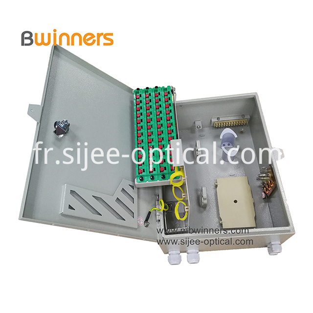 Fiber Optic Splitter Terminal Box