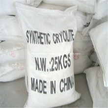 Industrial Grade Artificial Cryolite Used For Grinding Wheel