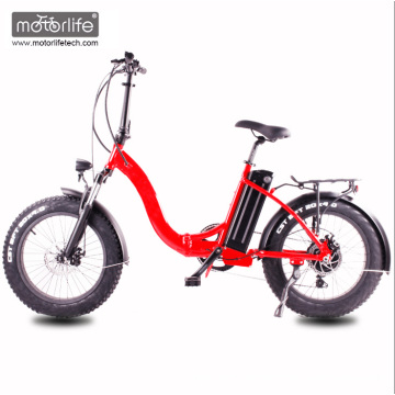2018 Green power 48V7500W 20'' electric bike,fat tire e bike folding made in china