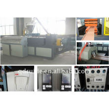 WPC floor production machine