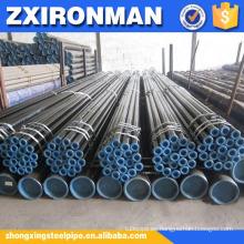 tubos de ASTM a106 gr b acero