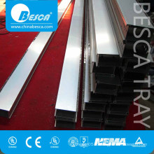 Metal Duct Cable Trunking Cable Tray With CE UL SGS