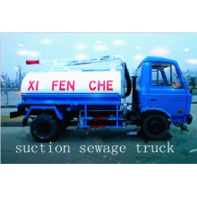 Dongfeng Dlk Suction Sewage Truck