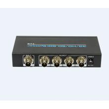 1 X 4 3G/HD/SD-Sdi Splitter
