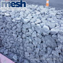 Road mesh installation / gabion landscaping walls in 20 years factory