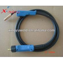 OTC 200A portable co2 Паяльная горелка / газовая сварочная горелка