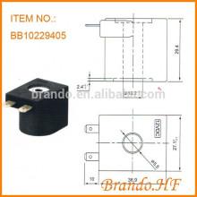 CC 12v bobina del Cng 10.2x29.4mm para el carril del inyector
