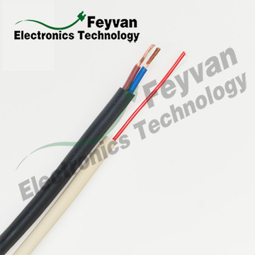 Custom XLPE Cable with Drain Wire and Al-Mylar
