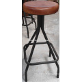 Tabouret de bar industriel