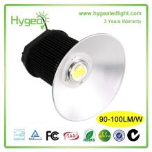 HYGEA 3 anos de garantia O brilho elevado conduziu a luz elevada da baía o piloto 120w bem conduziu a luz elevada da baía