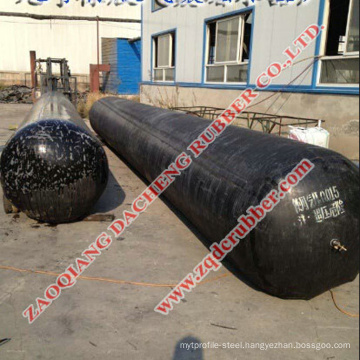 China Inflatable Tubular Forms for Making Concrete Culverts