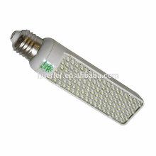 China supplier led aluminum cover E27 102 leds led PL light blub