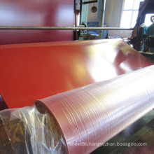 Abrasion Resistant Red SBR Rubber Roll