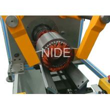 Type horizontal Machine à laver Machine à insérer la bobine de stator moteur