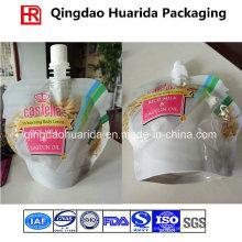 Bolsa de plástico para botellas para el cuerpo