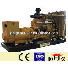 Generador de poder diesel silencioso Shangchai chino 180kw