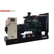 Хорошая цена Open Type 250kVA дизельный генератор с китайским двигателем Shangchai