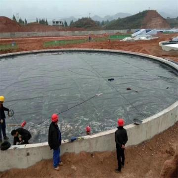 0.75mm HDPE / LDPE Pool Liner Geomembranas anti-UV