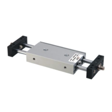 Double piston rod STM series pneumatic slide cylinders