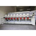 8 Heads Computerized Cap & T-Shirt Embroidery Machine Factory