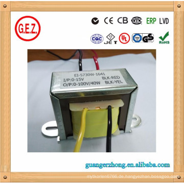 Transformator Reinkupfer RoHS EI 57 35 Leistungstransformator