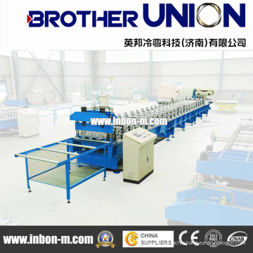Joint Hidden Roofing Sheet Ibr Sheet Roll Forming Machine