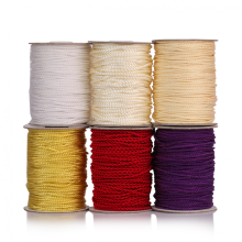 hot sale nylon twisted non-elastic cords