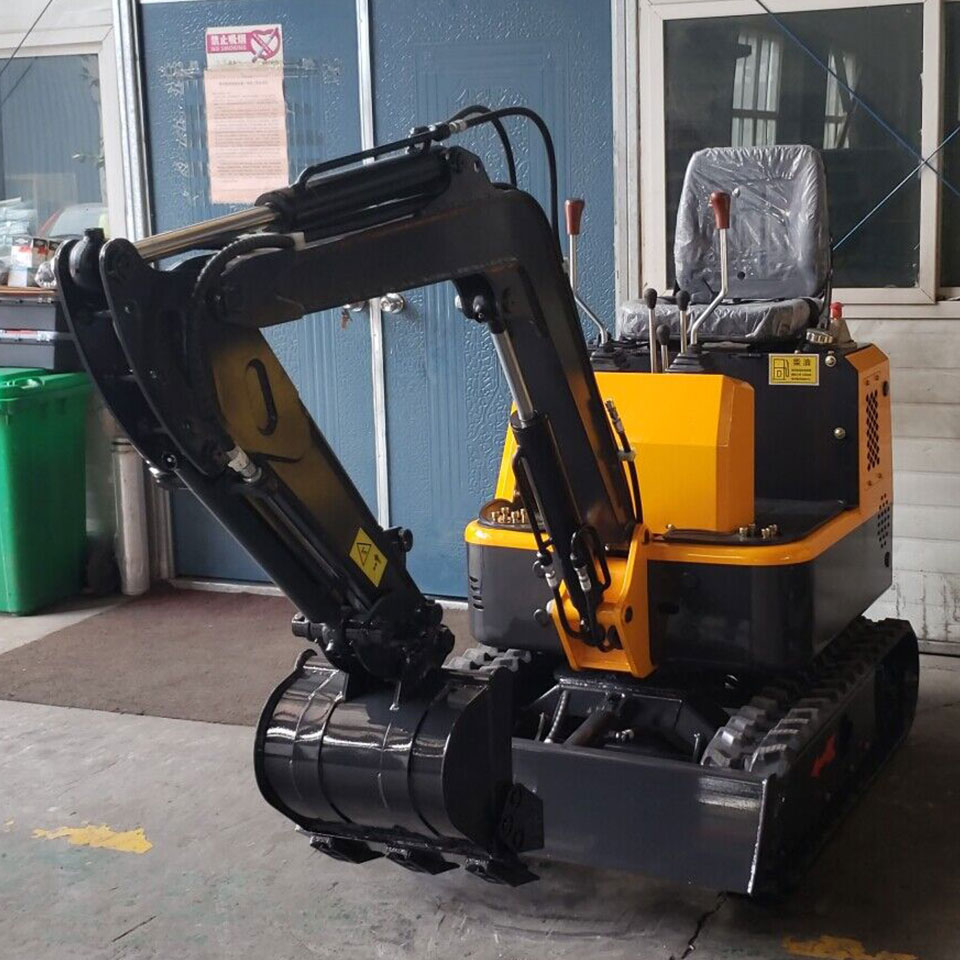 mini crawler excavator