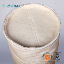 High Temperature PPS Filter Bag Used In Asphalt Plant