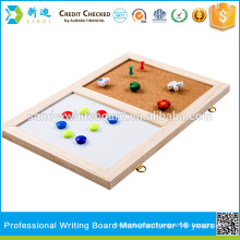 standard bulletin combination board sizes