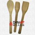 Ensemble de cuillère à cuire en bambou (CB03)