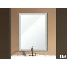 Горячая распродажа золотой цвет подставил серебряное зеркало настроить зеркало