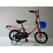 """12 """"bicicleta de armação de aço para crianças (1219)"""