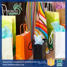 RPET Stitchbond Nicht gewebt für Einkaufstasche