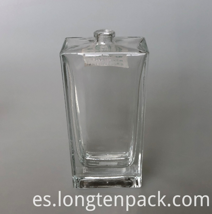 LTP4037 Rectangle2 glass bottle