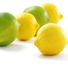 Citron Lime Limone Citrique