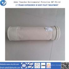 Suministre directamente la bolsa de filtro de polvo de PPS para la industria de la metalurgia con la muestra libre