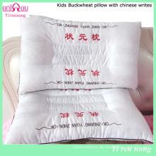 100% Baumwolle Kissenbezug Material Nackenschutz Kissen für Kinder