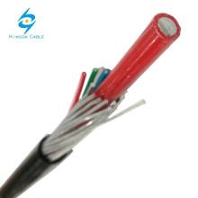 Cable concéntrico de un solo núcleo Cable concéntrico de una sola base de 10 pies cuadrados Cable concéntrico de una sola base de 10 pies cuadrados de 10 pies cuadrados