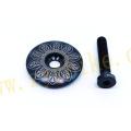 """Titane CNC 1 1/8 """"Titanium Headset Cap Bolt"""