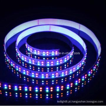 Luz LED de tira flexível D-Line SMD 1210 RGBA