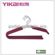 metal foam hanger with trousers bar