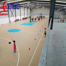 Pavimentos Desportivos Indoor / Basketball court CBA sponsor