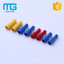 Desconexiones aisladas femeninas de la bala del PVC de ROHS de alta calidad