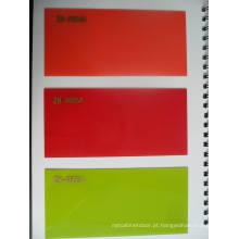UV Boards MDF da fábrica de Foshan Zh (woodgrain contínuo e cores metálicas)