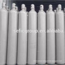 Africa 45kg filling co2 gas 68L high pressure steel carbon dioxide CO2 gas cylinder fire extinguisher